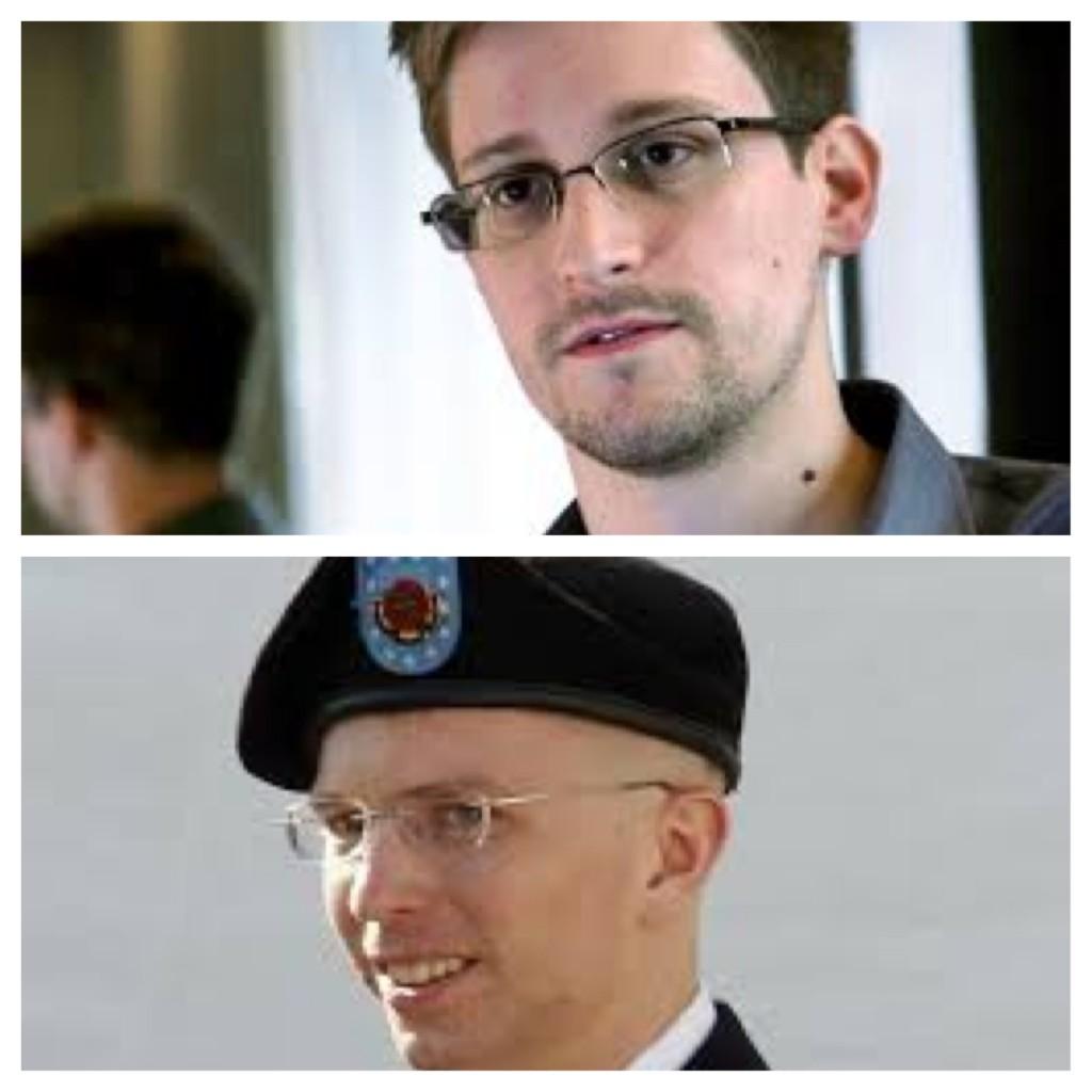 Bradley Manning, Edward Snowden, traitor, treason, villainous, treachery, enemy