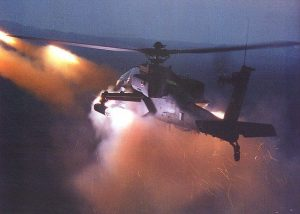 Night Chopper firing